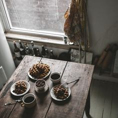 Breakfast in the fall | Tiffany Mitchell