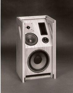 The Dual, what a nice loudspeaker.