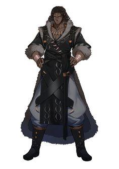 Character   Thunderbolt Fantasy - Cán Xiōng (Zankyō)