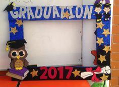 Farewell Party Decorations, Graduation Decorations, Graduation Picture Frames, Graduation Pictures, Pre K Graduation, Graduation Cards, Photo Booth Frame, School Posters, Pre School