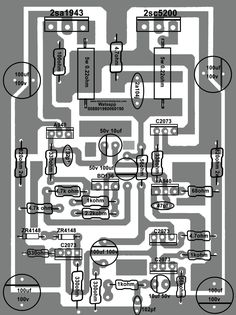How to make transistor amplifier? using 2 transostor, electronics – Electronics … How to make transistor amplifier? using 2 transostor, electronics – Electronics Help Care Electronics Projects, Hobby Electronics, Electronics Basics, Circuit Board Design, Electronic Circuit Design, Subwoofer Box Design, Car Audio Amplifier, Hifi Audio, Electronic Schematics