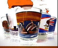 unique shot glasses - http://www.worldbyshotglass.com