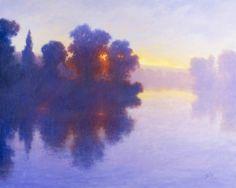 John Brandon Sills, 'Crimson Sunset'