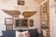 the junk gypsies Fairytale Living Room on hgtv. reruns now on Great American Country, gactv!
