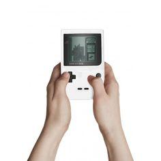 Game Boy Pocket + tetris game