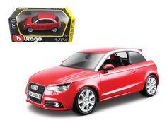 Audi A1 1:24 Diecast Car Model by Bburago