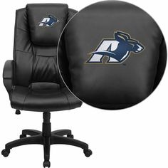 Flash Furniture Gonzaga University Bulldogs Embroidered Black Leather Executive Office Chair Deals on - Embroidered Leather Executive Brooklyn Bulldogs Coupons, Gonzaga University, University Of Akron, Executive Office Chairs, Furniture Sale, Gaming Chair, Black Leather, Kangaroos, Bulldogs, Coupons