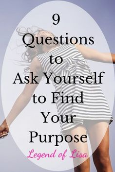 9 questions to find your purpose will challenge you to ask yourself the questions that will unveil your purpose, which will propel you to success. Finding Purpose, Life Purpose, Live For Yourself, Finding Yourself, Emotional Stress, Do What You Want, The Hard Way, Questions To Ask, Self Care Routine