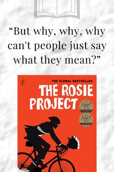The Rosie Project by Graeme Simsion isa modern take on the classic screwball romance tackling tough societal issues with compassion and hilarity. Read on for why I think this is groundbreaking contemporary literature.