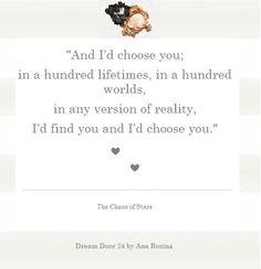 Dream Door 24 by Ana Rosina