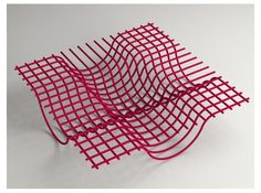 #Bending #SpaceBowl #3Dprinted #decor - Lowered Price by Spacetime