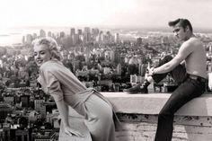 Marilyn & Elvis