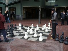 Max Euwe square Amsterdam