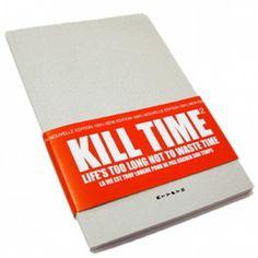Malbuch KILL TIME