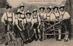 Original Oberstdorfer Schuhplattler