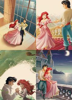 The Little Mermaid. Disney