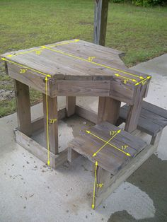 Woodworking Bench Shooting Bench - Tap The Link Now To Find Gadgets for Survival and Outdoor Camping Outdoor Shooting Range, Shooting Table, Shooting House, Shooting Rest, Shooting Stand, Deer Shooting, Outdoor Range, Outdoor Projects, Pallet Projects