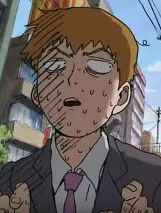 also i just wanted to throw in this sweaty photo of reigen Jojo's Bizarre Adventure, Mob Psycho 100 Wallpaper, Manga Anime, Anime Art, My Hero Academia, Mob Psycho 100 Anime, Mob Physco 100, Japon Illustration, Otaku