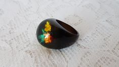 Not sure if this is old enough... Gemstone Rings, Plastic, Gemstones, Vintage, Collection, Jewelry, Jewlery, Gems, Jewerly