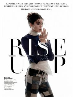 Rise Up (American Vogue)