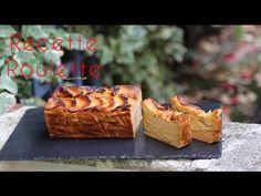 Le gâteau invisible aux pommes !