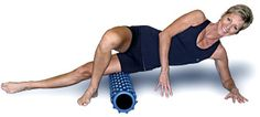 foam roller it band exercise
