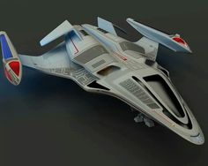 I must confess, I cannot identify this starship class. I'm guessing this is a shuttlecraft of some sort. Late to Mid 24th century judging by the nacelles, perhaps a Captain's yacht, fighter, or short range scouting vessel.
