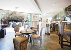 South Shore Decorating Blog: The Newly Opened PUMP Lounge By Lisa Vanderpump - A Designer's Dream