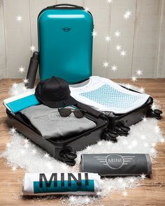 The #MINI Lifestyle Collection has perfect #gifts for everyone on your #holidayshopping list. Visit ShopMINIUSA.com and take advantage of free 2-Day shipping! (Exclusions apply.)