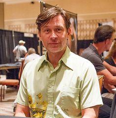 Connor Trinneer at Star Trek convention Las Vegas