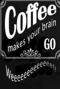 Can you feel it? #coffee