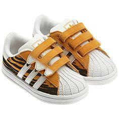 218ed22652dc Adidas originals para niños Superstars Shoes