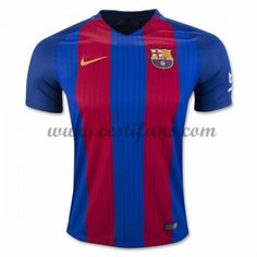 b455f57534111 Nike Men s FC Barcelona Authentic Home Jersey Sport Royal Gym  Red University Gold