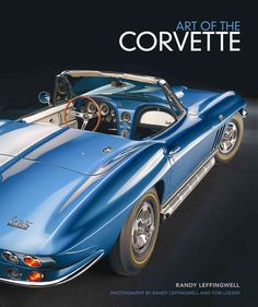 An artistic celebration of the Corvette, America's most iconic and best-loved sports car. Chevy's Corvette remains one of the most distinctive and beautiful American vehicles on the road today. With t