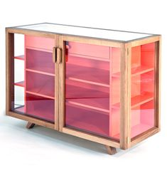 Vitrina small sideboard by Hierve Diseñeria