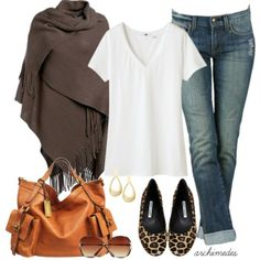 Leopard Flats, created by archimedes16 on Polyvore i-want-these-clothes