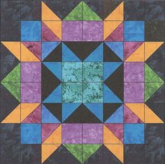 Swoon Quilt Block Tutorial | Funoldhag: Playing with the Swoon Block ... | Quilting