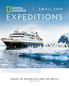 National Geographic Cruise, National Geographic Expeditions, Places To Travel, Places To Go, Primary English, Antarctica, Book 1, Discovery, Student