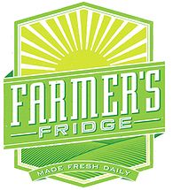 Farmer's Fridge - Fresh Food Vending Machine