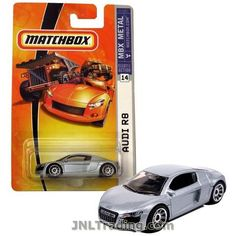 NEW in BLISTER 2012 issue MATCHBOX #45 Lotus Exige