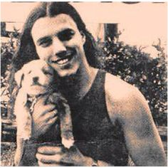 It's Chuck Schuldiner's birthday today. He's the inspiration behind me wanting to play guitar. I absolutely love him and his music. Happy 45th brother, rest in peace.