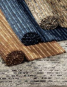 Richness graces your home in the form of the Siesta Key Woven Area Rug that boasts natural softness and is available in eight beautiful colors.