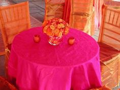 Vibrant colors that light up the room!