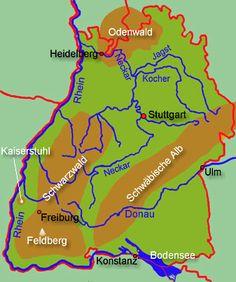 Baden-Württemberg allgemein