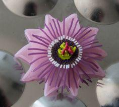 tuto fleur de passiflore