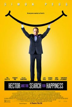 [186] Hector and the Search for Happiness (2014) 01/02/15 (3/5) Entretinguda.