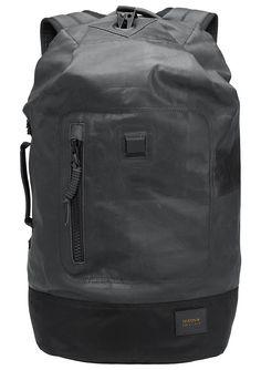 Origami Backpack - Black | Nixon Mens Bags & Wallets -