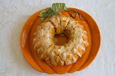 Pumpkin Monkey Bread.