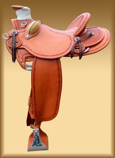 Saddle,buckaroo, ranch saddle, cowboy saddle, wade saddle, Jeremiah Watt, maker, custom, hand made