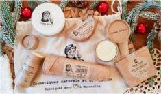 noel-zero-déchet-made-in-france-comme-avant Gel Douche Bio, Deodorant Bio, Rhassoul, Organic Beauty, Comme, France, Cocoa Butter